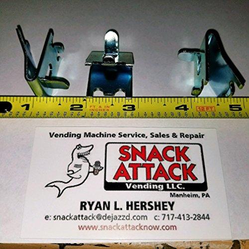 True, Beverage AIR & FOGEL (100) Commercial Cooler/Freezer Shelf Clips - NSF /! by Snack Attack Vending (Image #1)