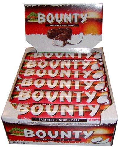 Bounty Dark Chocolate Case of - Euro Ireland Store