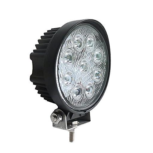 GOODGOODS LED 作業灯 DC12V 24V 兼用 27W led 投光器 ワークライト 広角 防水 船舶 トラック用 荷台灯【一年保証】 LD27Y