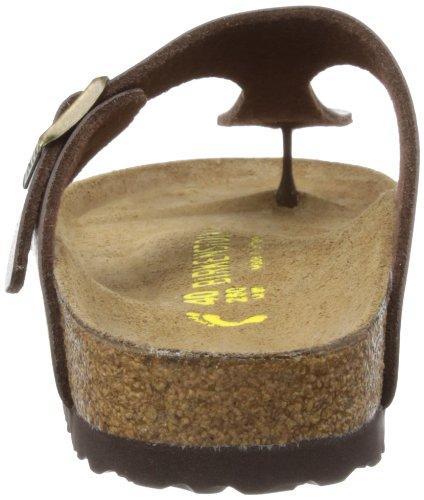 Sandali In Pelle Unisex Biricenstock Gizeh Toffee