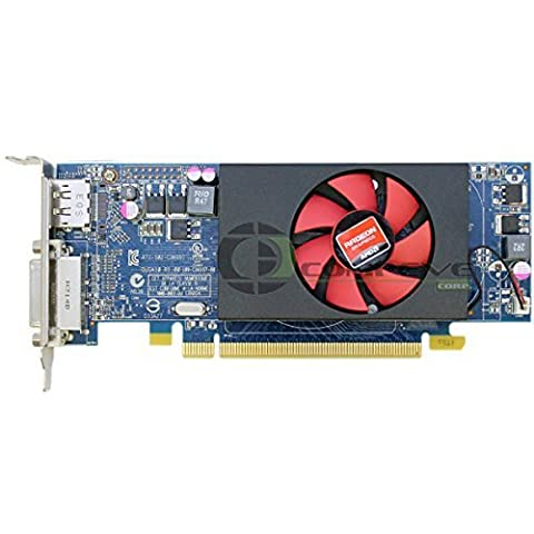 AMD Radeon HD 8490 1GB DDR3 PCIe x16 DVI DisplayPort Video Card Dell MX4D1 Low Profile (Amd Radeon 8490)