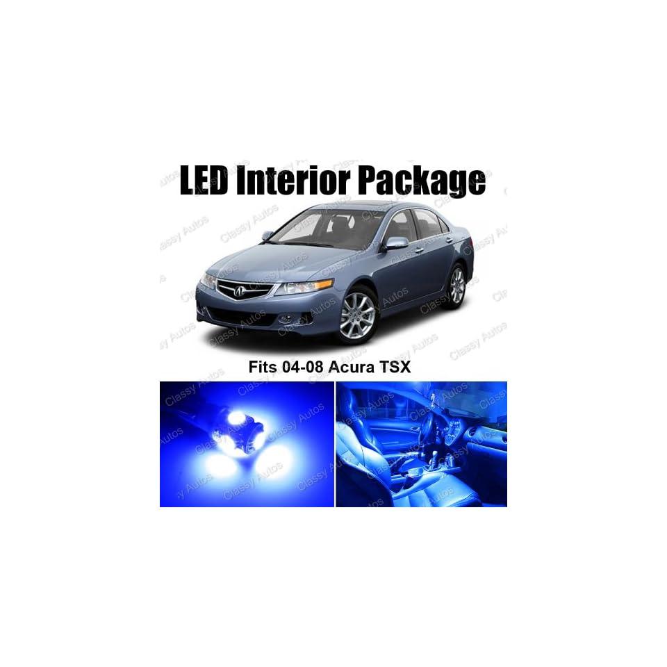 Interior Wood Dash Trim Kit for ACURA TSX w/NAVIGATION