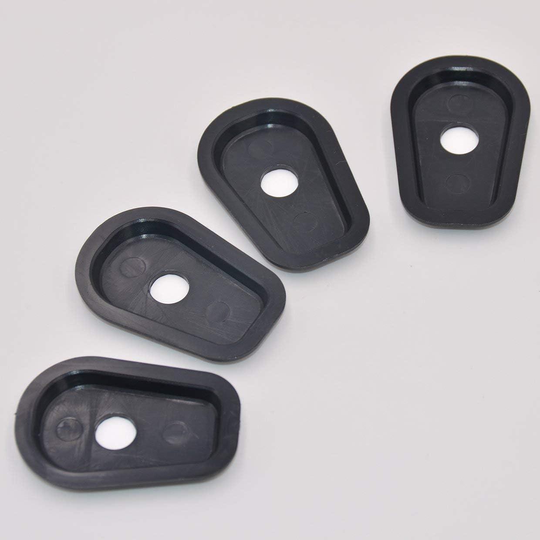 Distanziatori adattatori MXECO per refit indicatori di direzione per Kawasaki Z250 Z300 Z650 Z750 Z800 Z900 Z1000 Z1000SX Z750S Z250SL