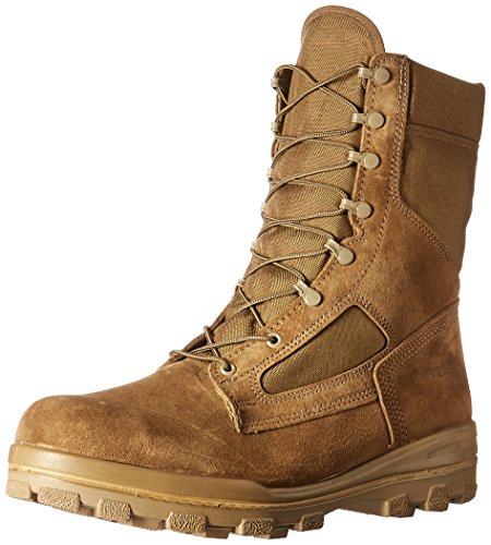 Bates Men's DuraShocks Steel Toe Military and Tactical Boot - stylishcombatboots.com