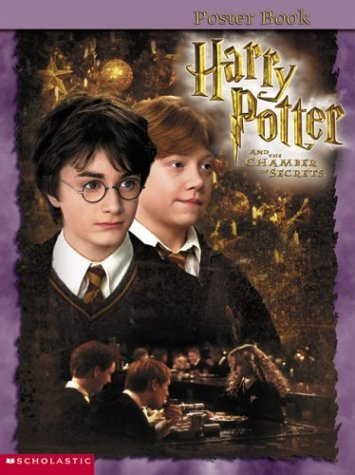 Click for larger image of Harry Potter and the Chamber of Secrets- Poster Book