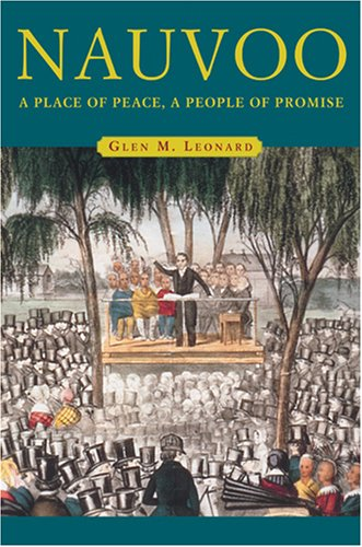 Nauvoo: A Place of Peace, a People of Promise ebook