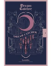 Happyface Dreamcatcher - The End of Nightmare [Instability Ver.] (4th Mini Album) CD+Photobook+3Photocard+1Transparent Photocard+Folded Poster+4Double Side Extra Photocards