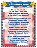 Star Spangled Banner Cheap Chart (Character Education (School Specialty))