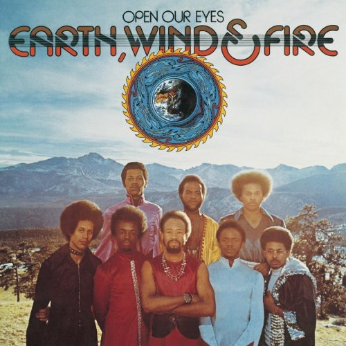 Image result for earth wind and fire open our eyes