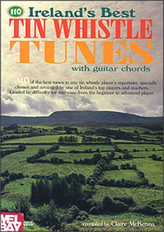 Ireland's Best Tin Whistle Tunes