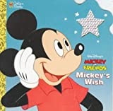 img - for Walt Disney's Mickey and Friends: Mickey's Wish (Deluxe Super Shape Book) book / textbook / text book