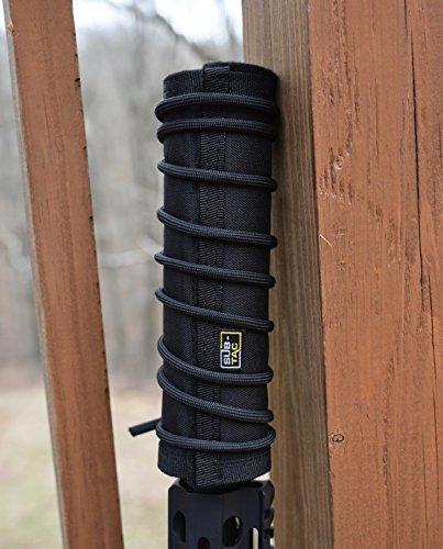 sub-tac ALPHA Suppressor Cover 9 inch BLACK