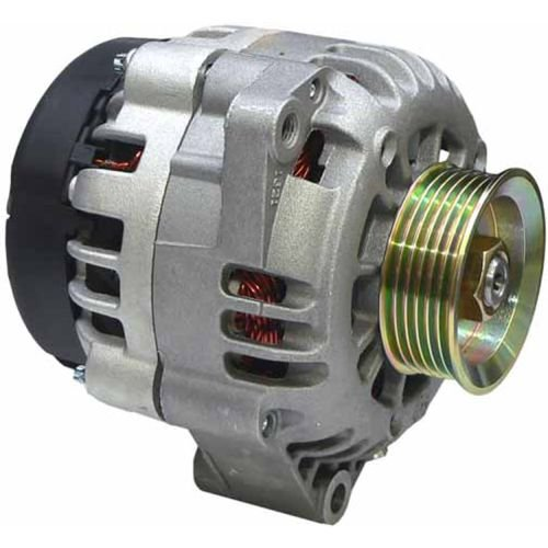 DB Electrical ADR0130 New Alternator For Chevy S10 Pickup Truck 2.2L 2.2 98 99 00 01 02 03 1998 1999 2000 2001 2002 2003 Gmc Sonoma S10 Pickup, Hombre 98 99 00 1998 1999 2000 321-1433 321-1818 RM1243 (S10 Chevy Alternator Chevrolet)