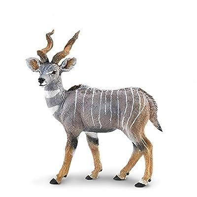 Safari Ltd Wild Safari Wildlife Lesser Kudu: Toys & Games