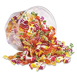 Office Snax 00039 European Fruit-Filled Chews44; Assorted Flavors