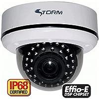 IT-6335V Effio-E STORM IR 700TVL IP68 Dome Security Camera