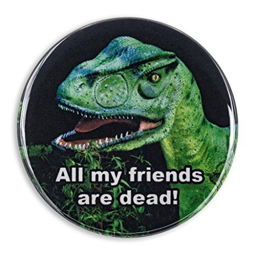 Dinosaur Photo Print, Text