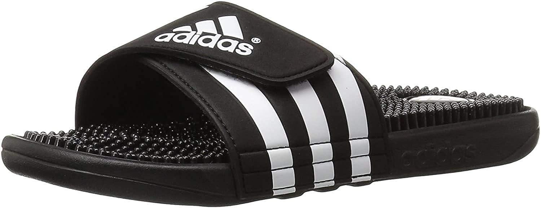 Atravesar Camión golpeado Matemáticas  Amazon.com | adidas Men's Adissage Slide Sandal | Sport Sandals & Slides
