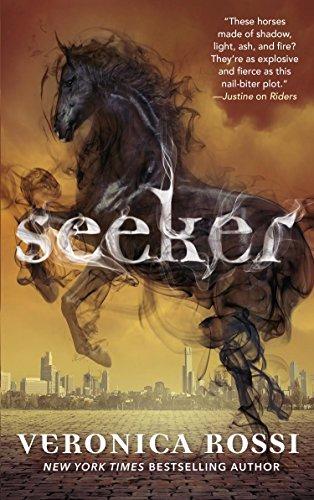 Seeker (Riders Book 2)