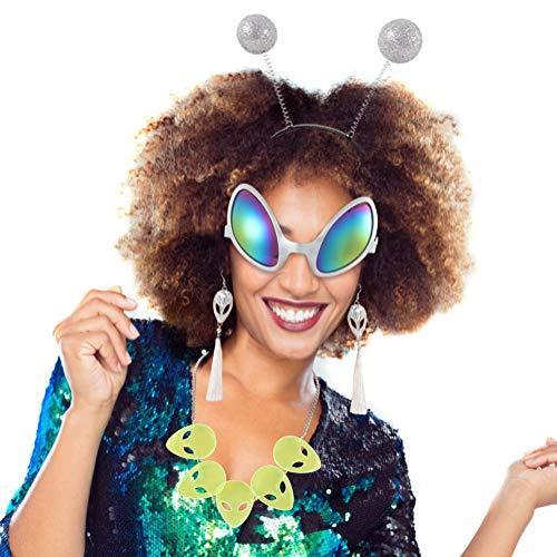 Alien Costume Accessory -Alien Glasses - Martian