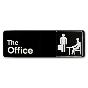 the office sign amazoncom stills office