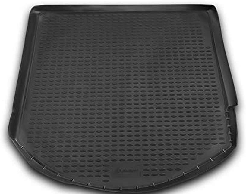 Black Element EXP.NLC.16.18.B12 Tailored Custom Fit Rubber Boot Liner Protector Mat-Ford Mondeo Station Wagon 2007