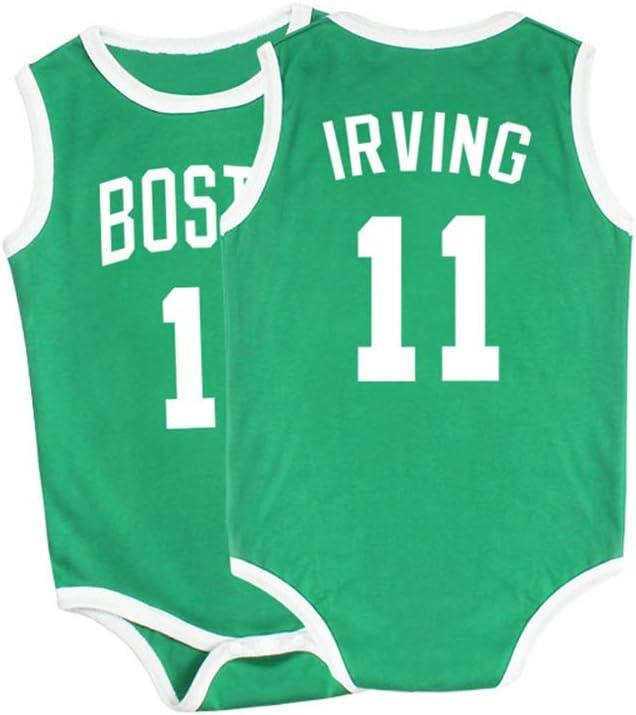 GHQ-Newborn Camisetas NBA Niños Boston Celtics 11# Kyrie ...