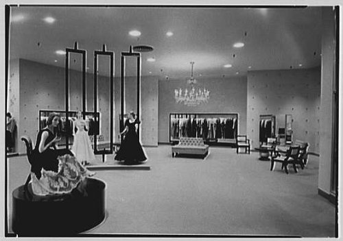 Amazon.com: Photo: Lord & Taylor, business in Westchester. Evening dresses department: Prints: Posters & Prints
