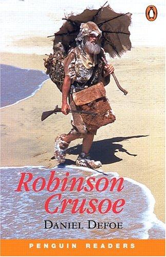 Robinson Crusoe (Penguin Readers: Level 2)