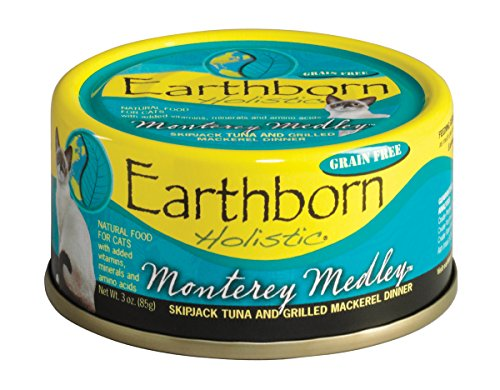EARTHBORN HOLISTIC, Monterey Medley, Skipjack Tuna and Grill