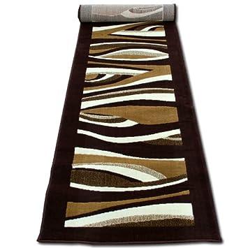 teppich l ufer braun. Black Bedroom Furniture Sets. Home Design Ideas