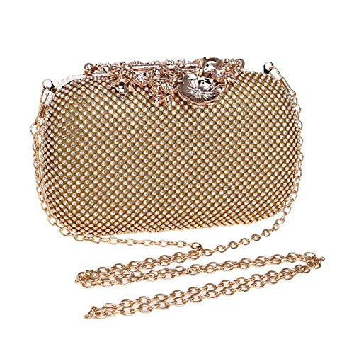 Bags Womens Shoulder Banquet Elegant Fashion Party Tassel Gold functional Get Together With Multi Tote Clutch 5SrqwTSa