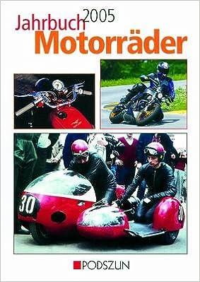 Book Jahrbuch Motorräder 2005.