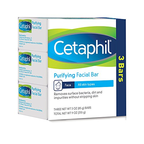 Cetaphil Purifying Facial Types Ounce