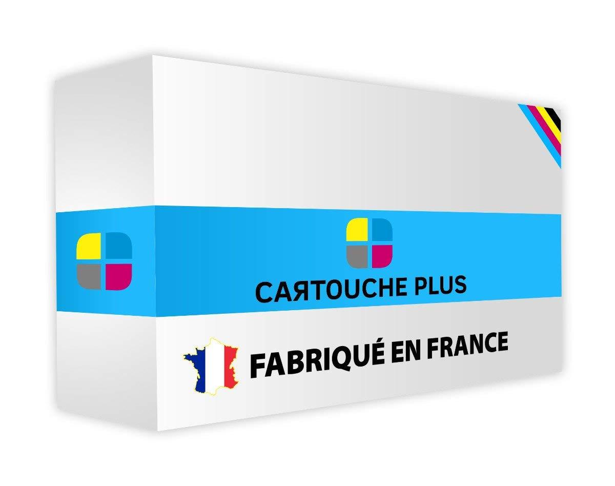 Cartucho Plus – Tambor Compatible para para Compatible Brother dr-520, 3100, 3115, 3150, 3170, 3280, ld2435 Negro – Fabricado en Francia 056c46
