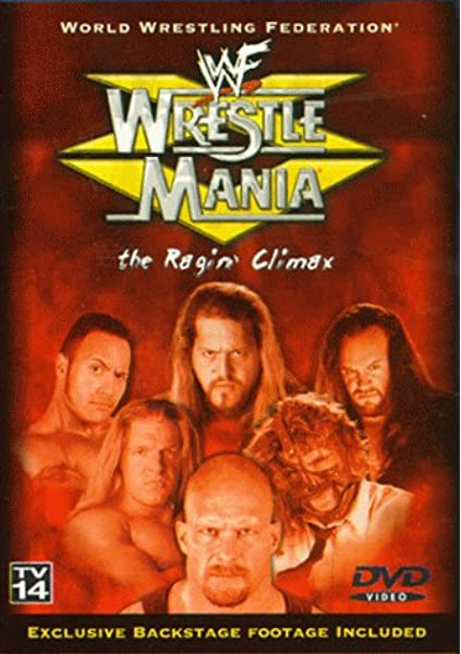 Wrestlemania 15 [Reino Unido] [DVD]: Amazon.es: Wwe: Cine y Series TV
