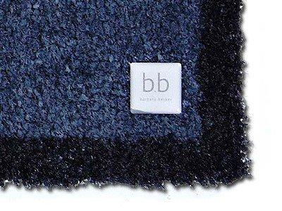 Sauberlauf Fußmatte Barbara Becker Touch Touch Touch Bordüre Blau 246c08