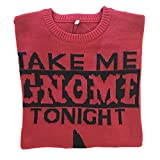 Galleon Bella Mica Unisex Ugly Christmas Sweater Take Me Gnome