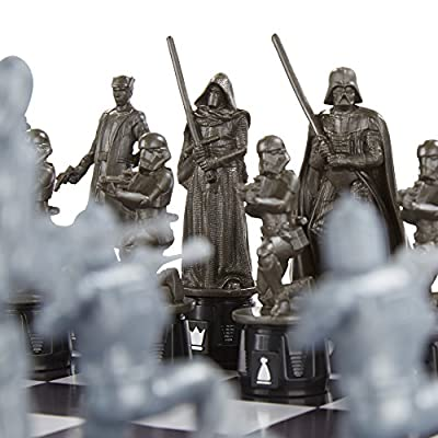 Star Wars Chess Game: Toys & Games