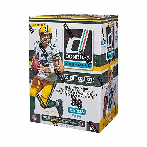 2016 Panini Donruss Football 11ct Blaster Box