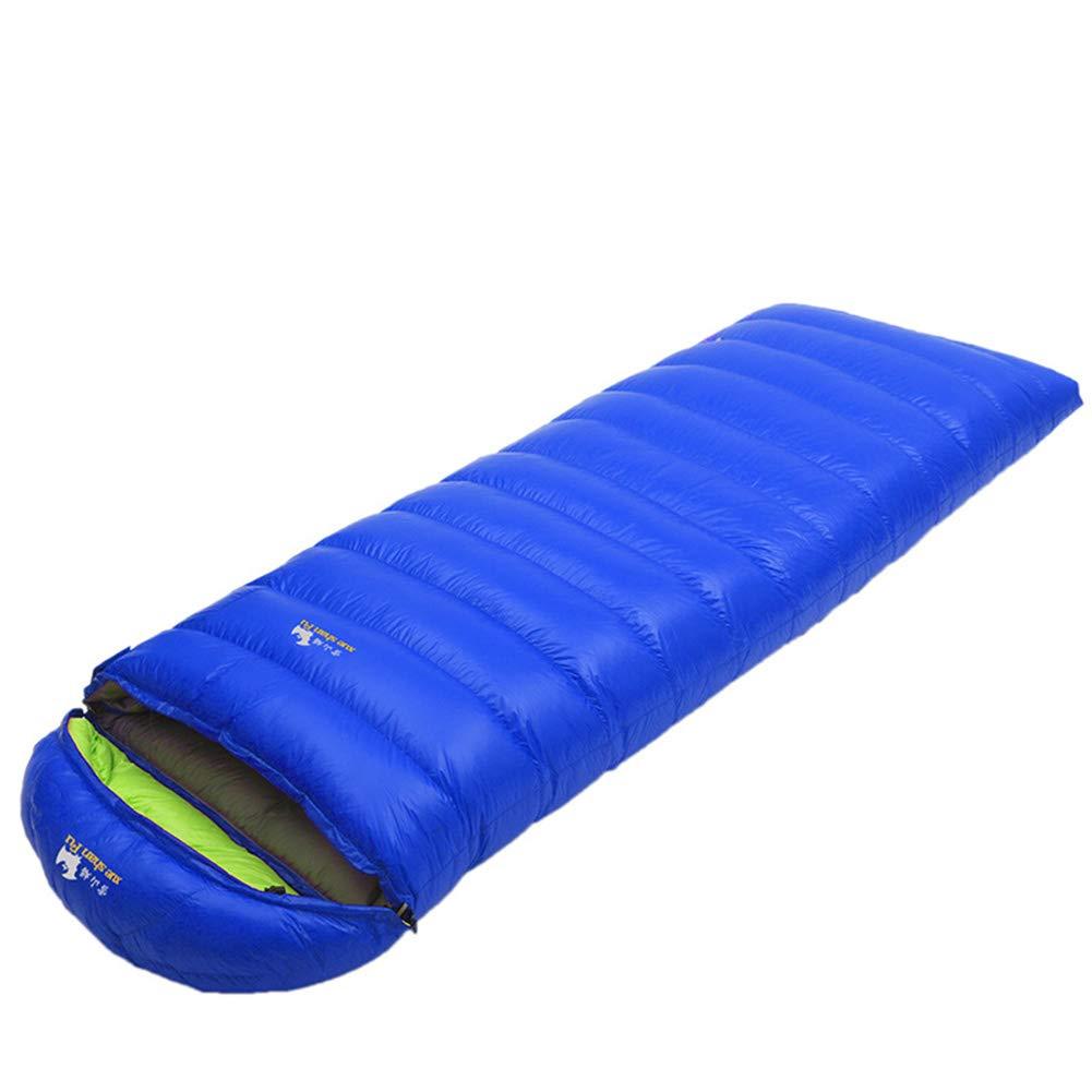 TOOSD Umschlag-Schlafsack, Unisex-Schlafsack, 4-Jahreszeiten-Schlafsack, wasserdicht, komfortabler Kompressionsbeutel, ideal für Reisen im Freien, Camping