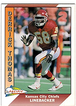 huge discount 1aa09 11955 Amazon.com: 1991 Pacific with Update Kansas City Chiefs Team ...