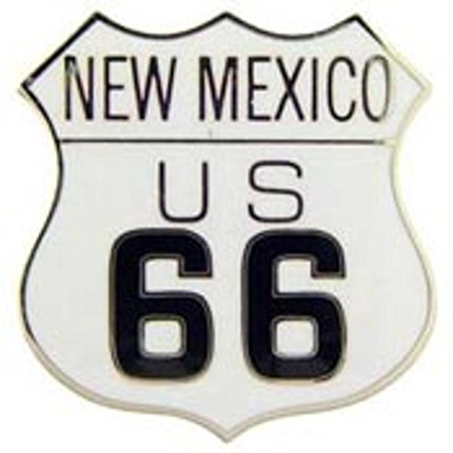 New Mexico Route 66 Pin 1