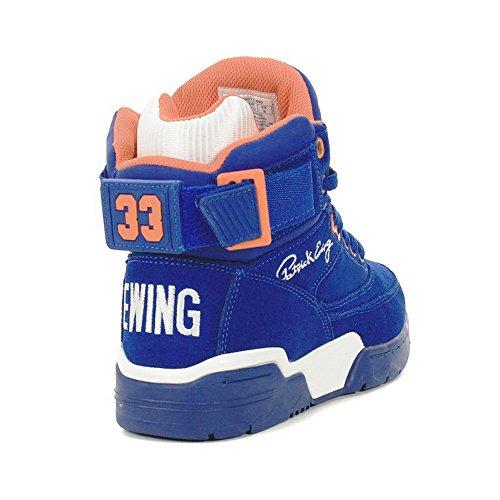 Patrick Ewing Friidrett Ewing 33 Hi Menns Basketball Sko 1ew90013-449 Blå