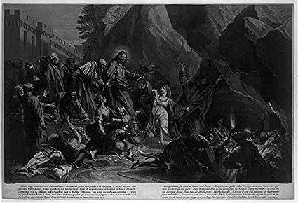 Amazon com: Photo: Resurrection of Lazarus, Saint Lazarus of
