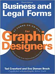 Business and Legal Forms for Graphic Designers (3rd
