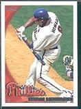 2010 Topps Baseball Card # 590 Ryan Howard