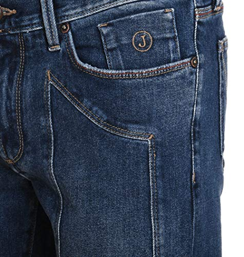 Cotone 37pcjupa77sd00182d563 Jeckerson Blu Jeans Uomo TqnSYTPXt