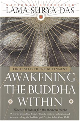 Book AWAKENING THE BUDDHA WITHIN Eight Steps to Enlightenment