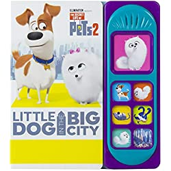 Secret Life of Pets 2 Little Sound Book - PI Kids